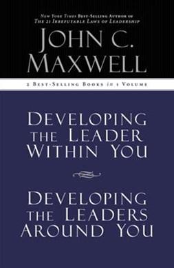 Maxwell 2 in 1 Developing Leaders Around/Within You