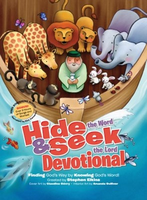 (ebook) Hide and Seek Devotional