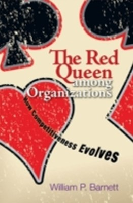 Red Queen among Organizations