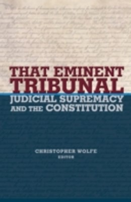(ebook) That Eminent Tribunal