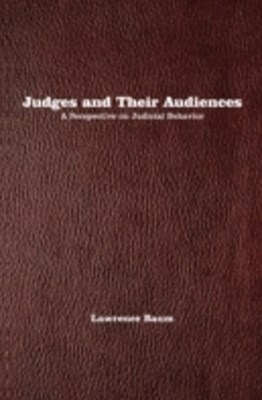 (ebook) Judges and Their Audiences