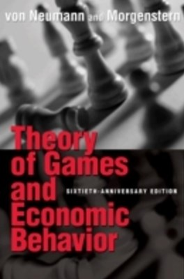 (ebook) Theory of Games and Economic Behavior