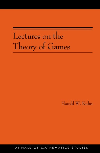 (ebook) Lectures on the Theory of Games (AM-37)