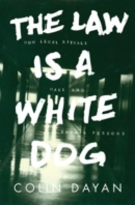 (ebook) Law Is a White Dog