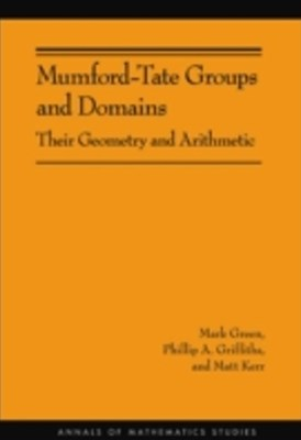 (ebook) Mumford-Tate Groups and Domains