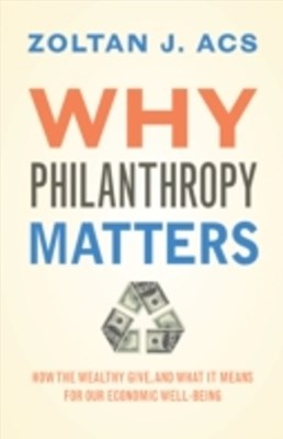 (ebook) Why Philanthropy Matters