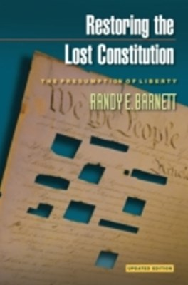 (ebook) Restoring the Lost Constitution