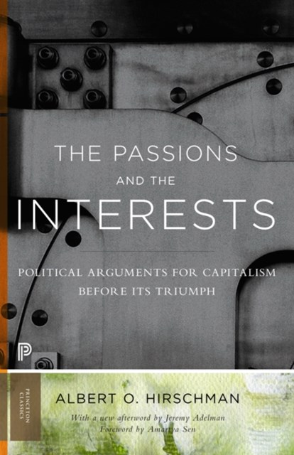 (ebook) Passions and the Interests