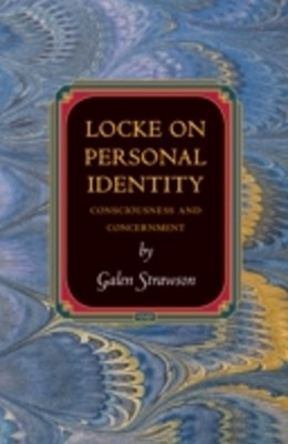(ebook) Locke on Personal Identity