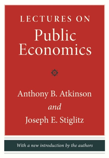 (ebook) Lectures on Public Economics