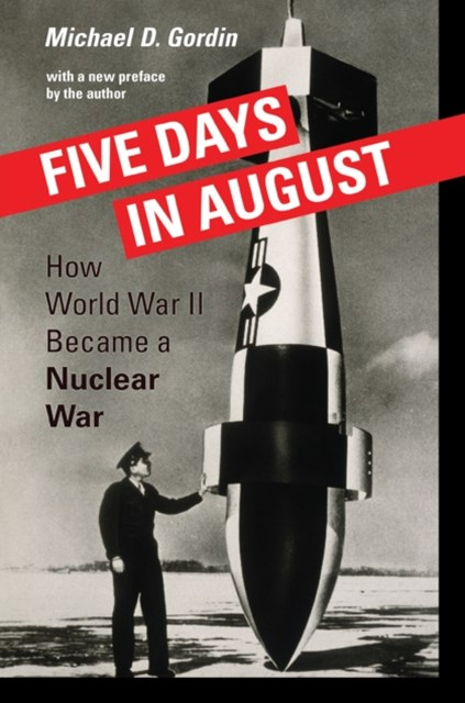 (ebook) Five Days in August