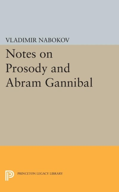 (ebook) Notes on Prosody and Abram Gannibal