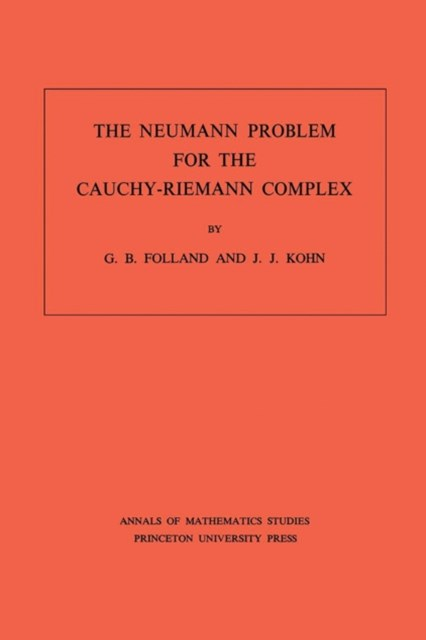 Neumann Problem for the Cauchy-Riemann Complex. (AM-75), Volume 75