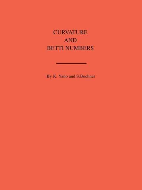 Curvature and Betti Numbers. (AM-32), Volume 32