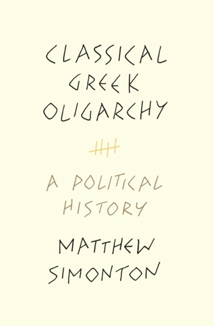 (ebook) Classical Greek Oligarchy