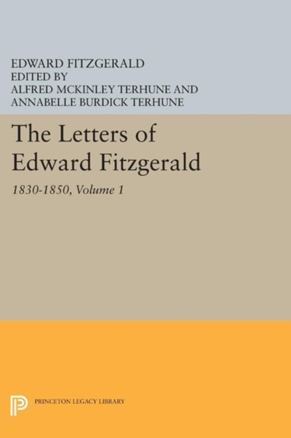 (ebook) Letters of Edward Fitzgerald, Volume 1