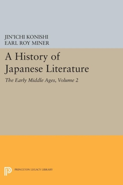 History of Japanese Literature, Volume 2