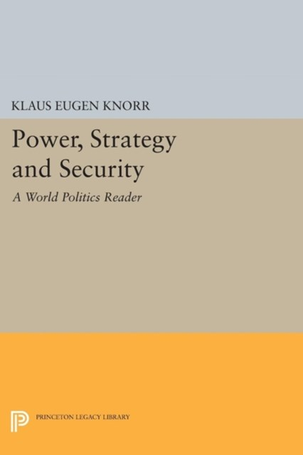 (ebook) Power, Strategy and Security