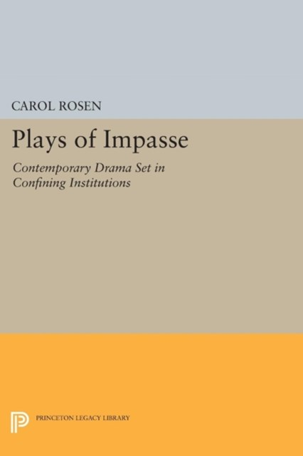 (ebook) Plays of Impasse