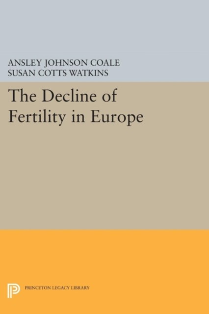 Decline of Fertility in Europe