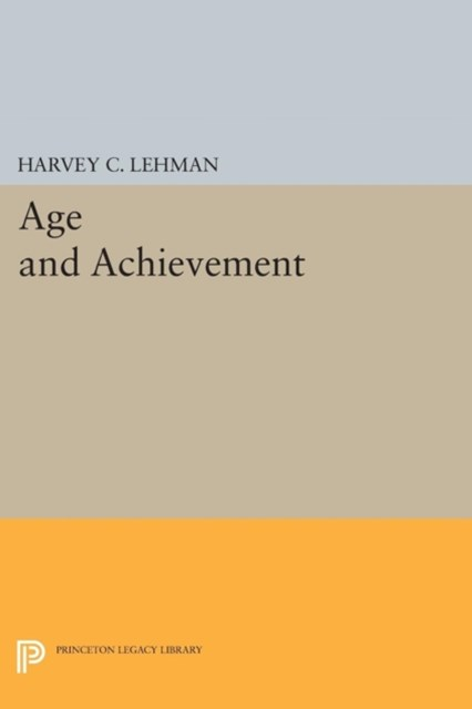 (ebook) Age and Achievement