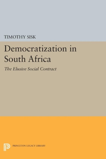 (ebook) Democratization in South Africa