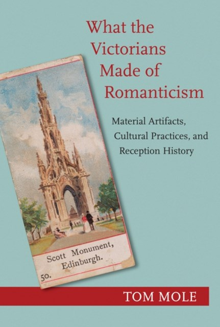 (ebook) What the Victorians Made of Romanticism