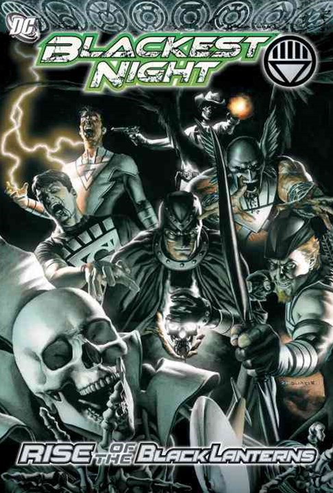 Blackest Night - Rise of the Black Lanterns