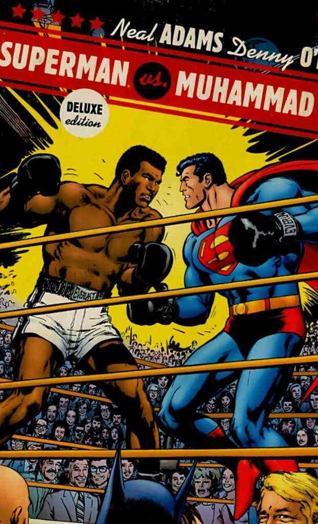 Superman Vs. Muhammad Ali, Deluxe Edition