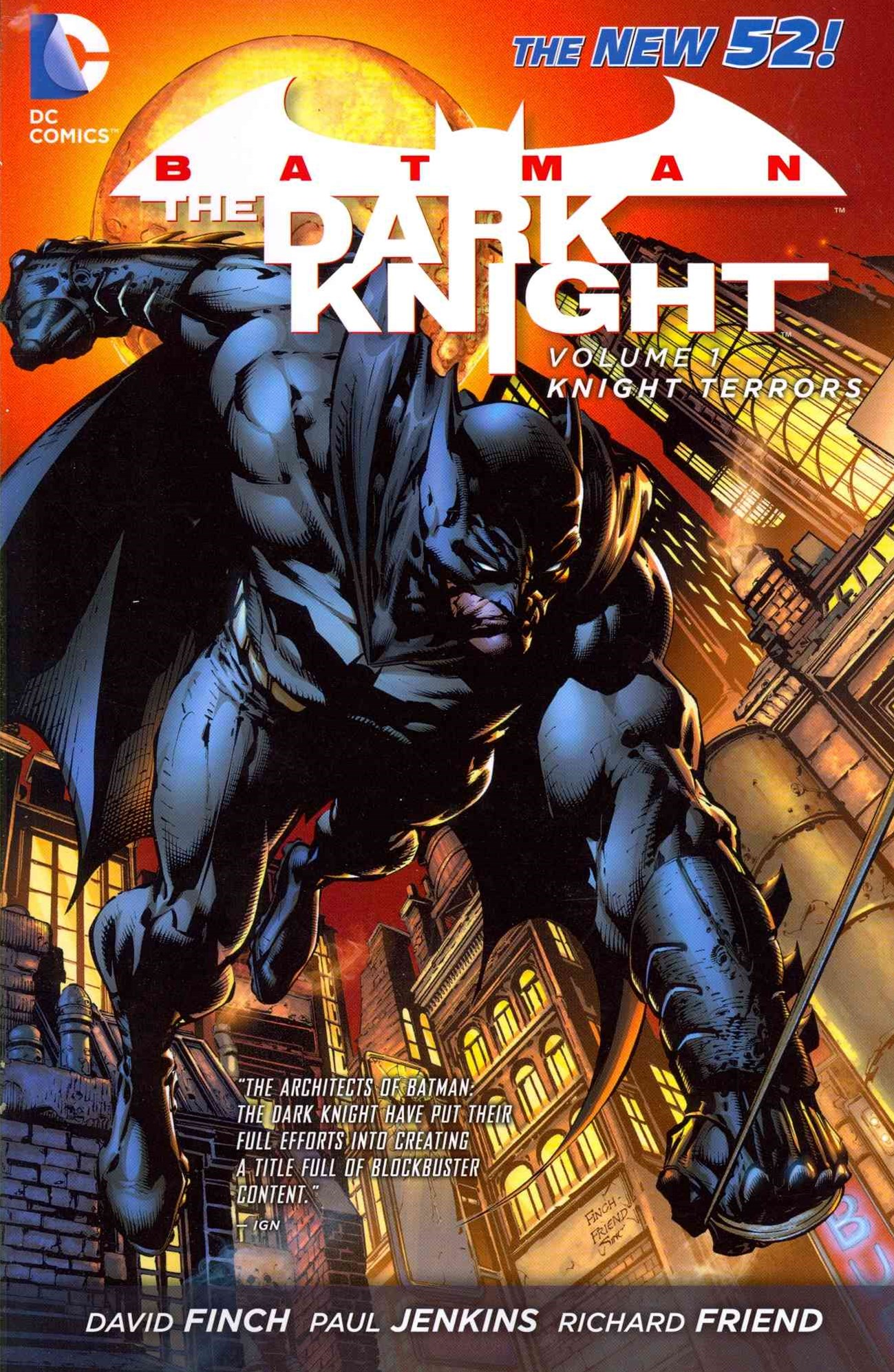 Batman - The Dark Knight Vol. 1