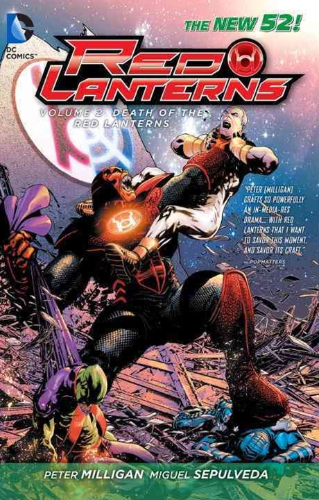 The Death of the Red Lanterns