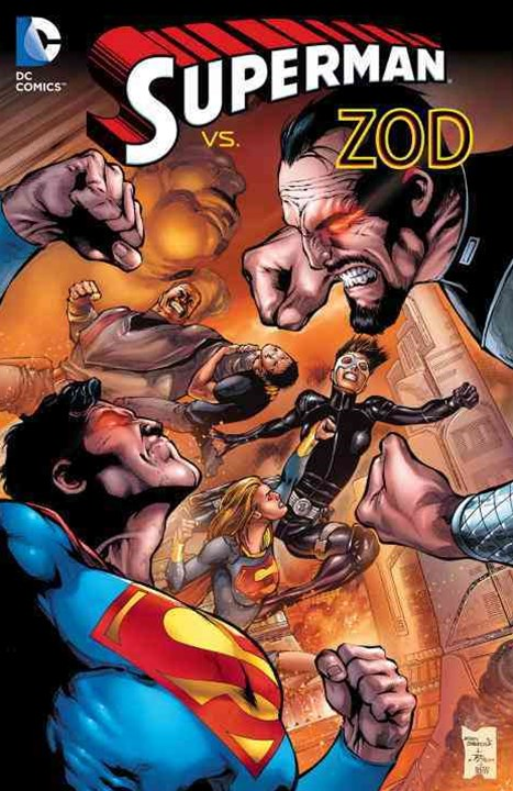 Superman vs. Zod