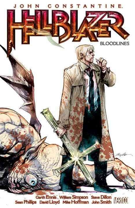 Hellblazer - Bloodlines