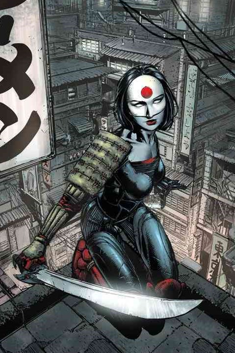 Katana Vol. 1 (The New 52)