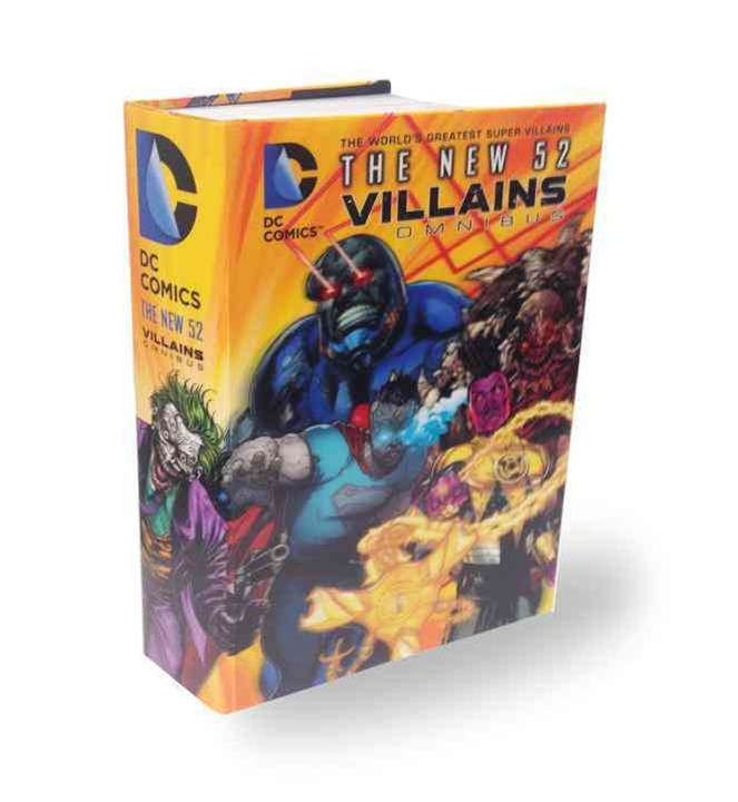 Dc New 52 Villains Omnibus (The New 52)
