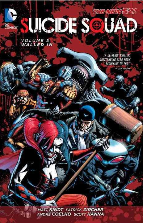 Suicide Squad Vol. 5 (The New 52)