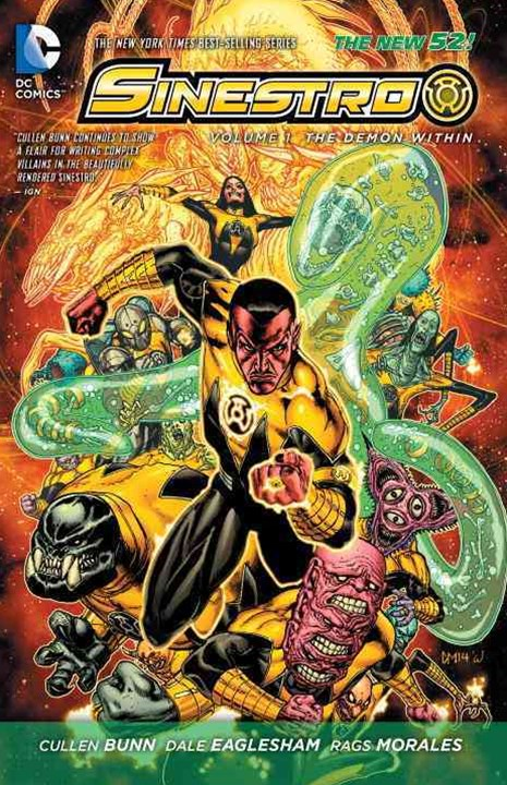 Sinestro - The Demon Within