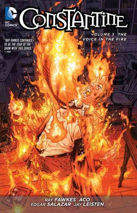 Constantine Vol. 3 (The New 52)