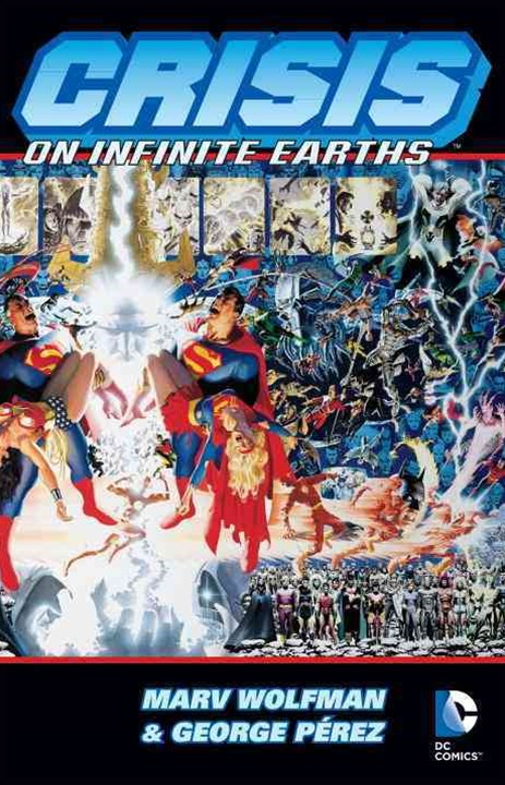 Crisis On Infinite Earths Deluxe Edition