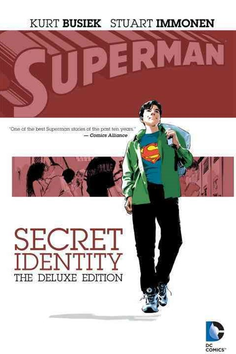 Superman Secret Identity Deluxe Edition