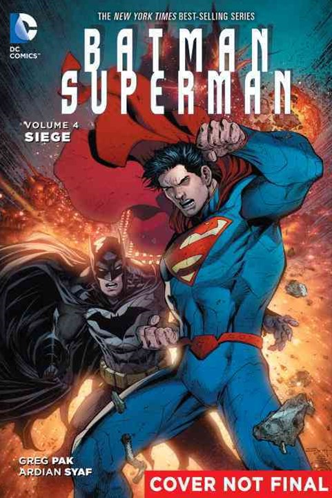 Batman/Superman Vol. 4