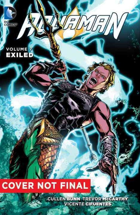 Aquaman Vol. 7 Exiled