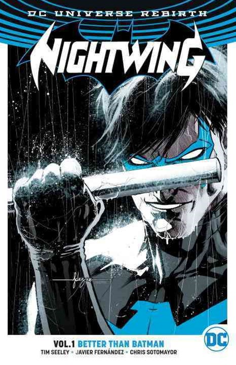 Nightwing Vol. 1 (Rebirth)
