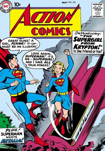 Supergirl The Silver Age Vol. 1