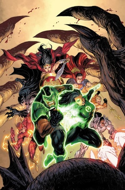 Green Lanterns Vol. 3 (Rebirth)