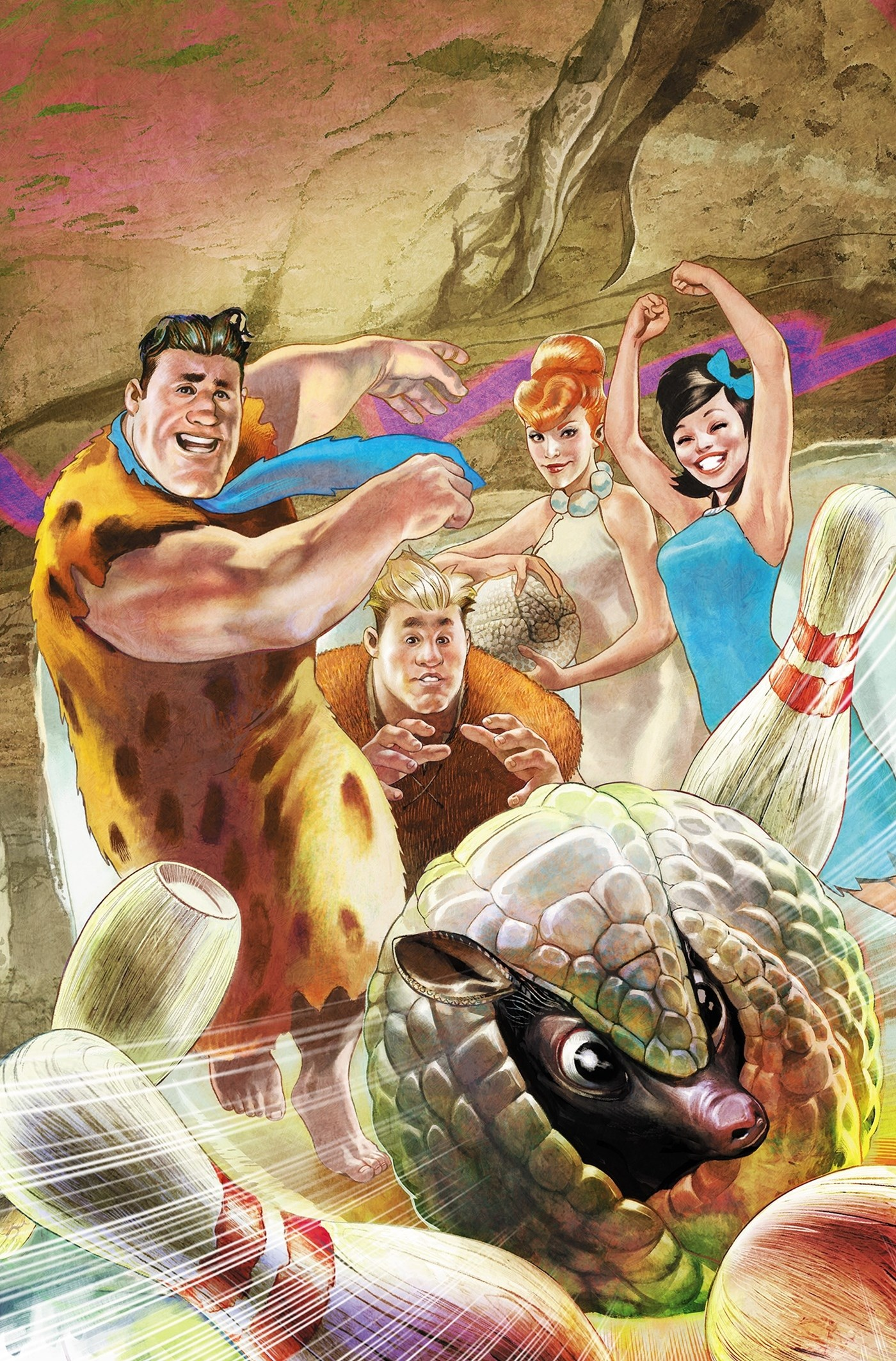 The Flintstones Vol. 2 Bedrock Bedlam