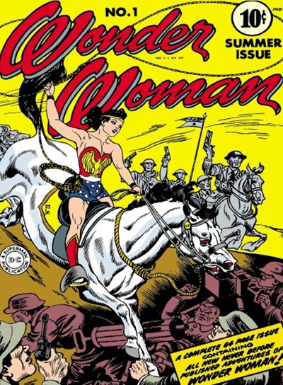 Wonder Woman - the Golden Age 1