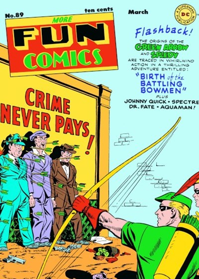 Green Arrow The Golden Age Omnibus Vol. 1