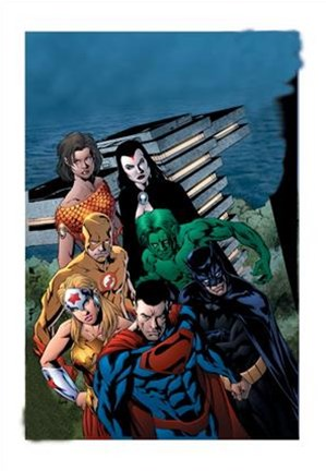 Teen Titans By Geoff Johns Book Two