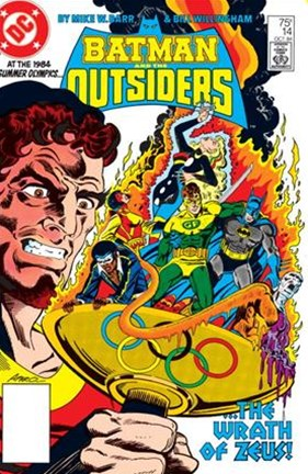 Batman And The Outsiders Vol. 2
